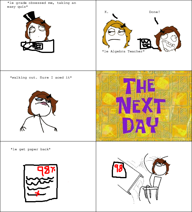 Funny Quiz Meme : Quiz meme comic by peppermintpony on deviantart