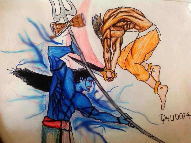 Lord shiva vs king by dj4u0074