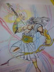 Bhishma from Mahabharat  by Dj4u0074
