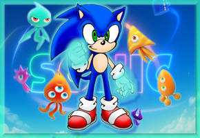 Sonic Colors by Mephilez
