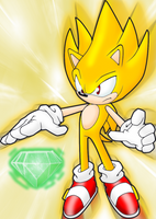 Super Sonic Chaos by Mephilez