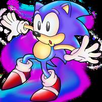 Classic Sonic Unbalanced by Mephilez