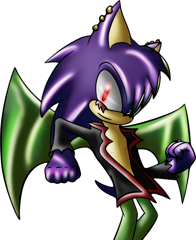CM: Ethan the hedgehog by Mephilez