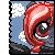 CM: Guardian Half-face Pony Icon by Mephilez