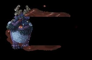 Warcraft:Nutella Moonkin by Anneuh