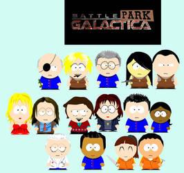 Battlepark Galactica by El-verdadero-Jokin