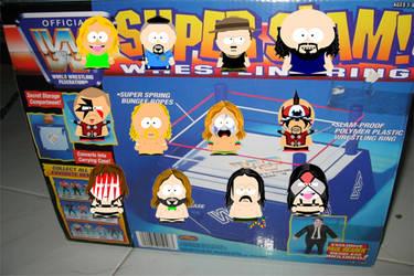 WWF Wrestlepark by El-verdadero-Jokin