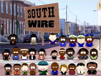 South Parkwire by El-verdadero-Jokin