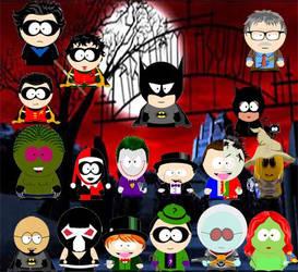 South Parkham Asylum by El-verdadero-Jokin