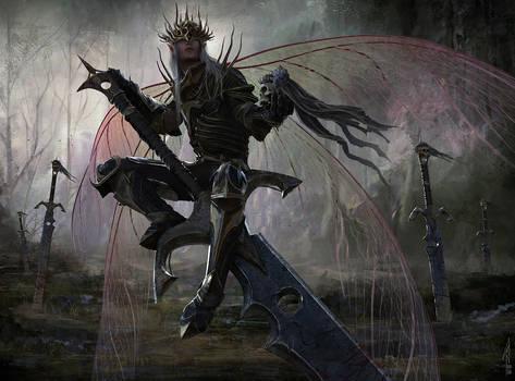 Rhadval, The Craven King