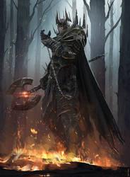 Ventrek, the Black King
