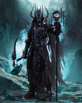 Izad, the Dark Emperor