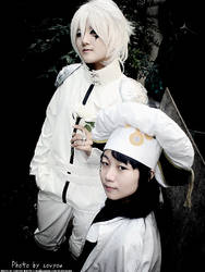 080824 Byakuran and Uni by HQOCPS