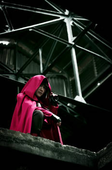 City of the Dead Sorcerers - CrimsonRobe