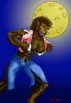 Werewolf Transformation Prt4
