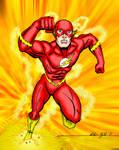 The Flash- Fastest Man Alive