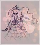 Princess Celestia human.