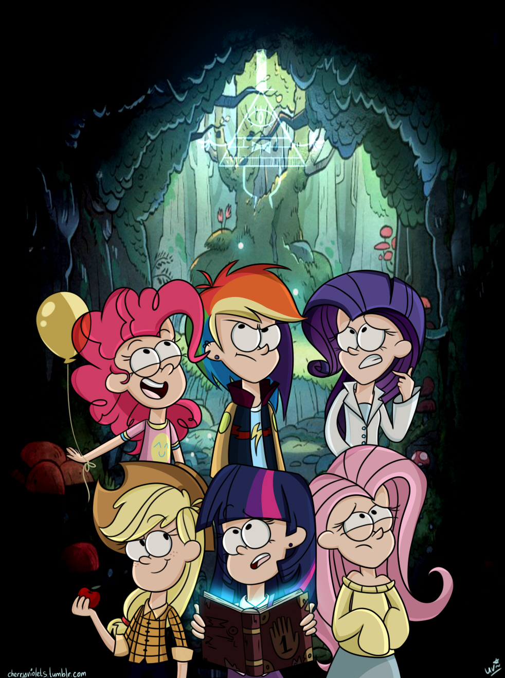 Welcome to Gravity Falls.