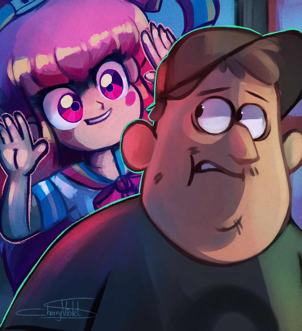 Soos and the Real Girl