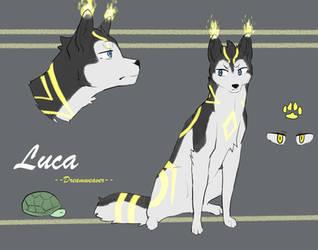 Luca by DoodleWarriors