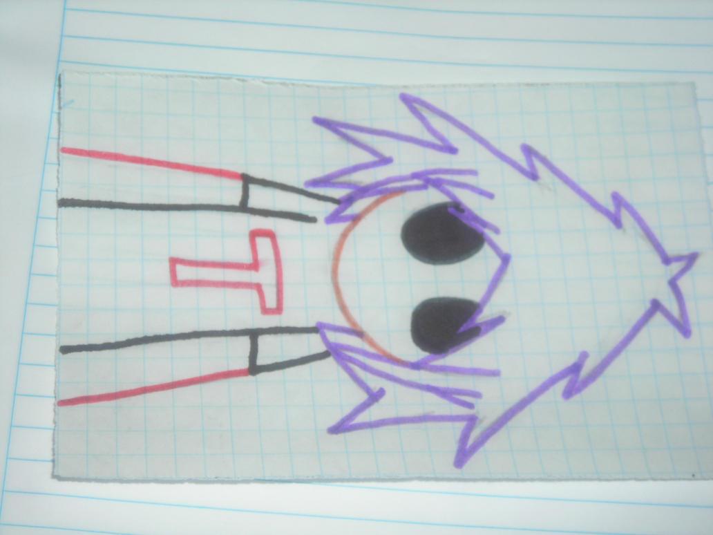 Chibi 2D :3 by N00dleChan