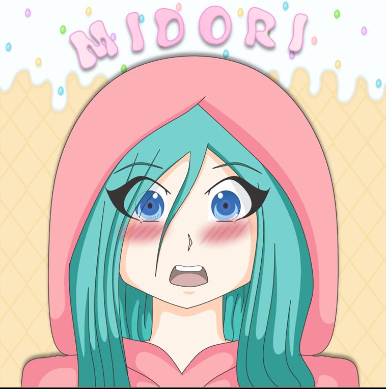 [Request] Midori OC by N00dleChan