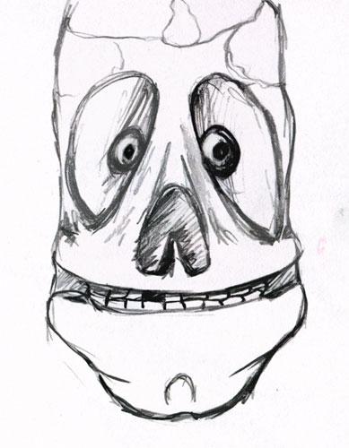 Skull-y by SoletSerCro