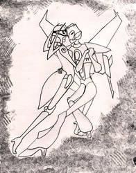 Decepticons' tango by SoletSerCro