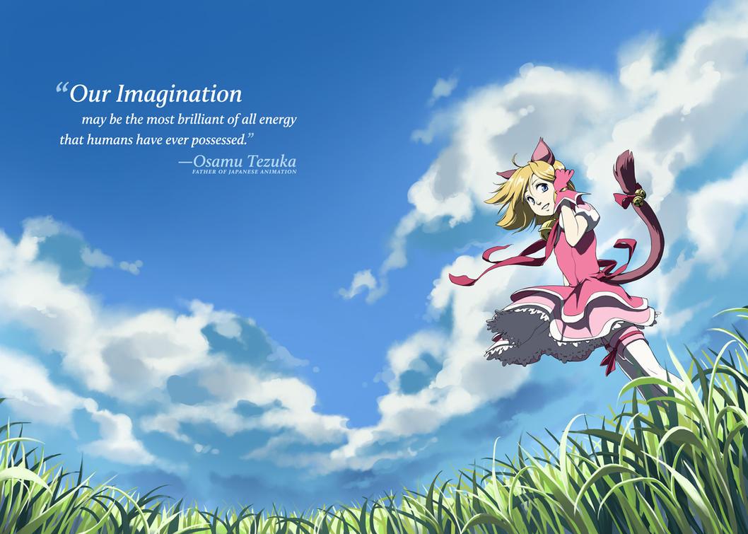 Imagination by nikogeyer