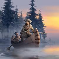 The Deerslayer by nikogeyer