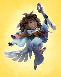 Abraxas: Bird