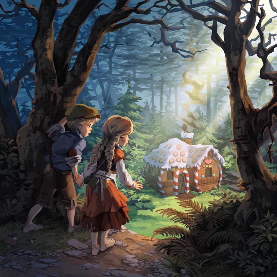 Gretel Und Hansel