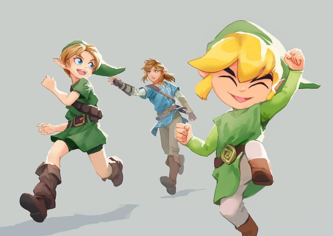 Needs More Link! by nikogeyer