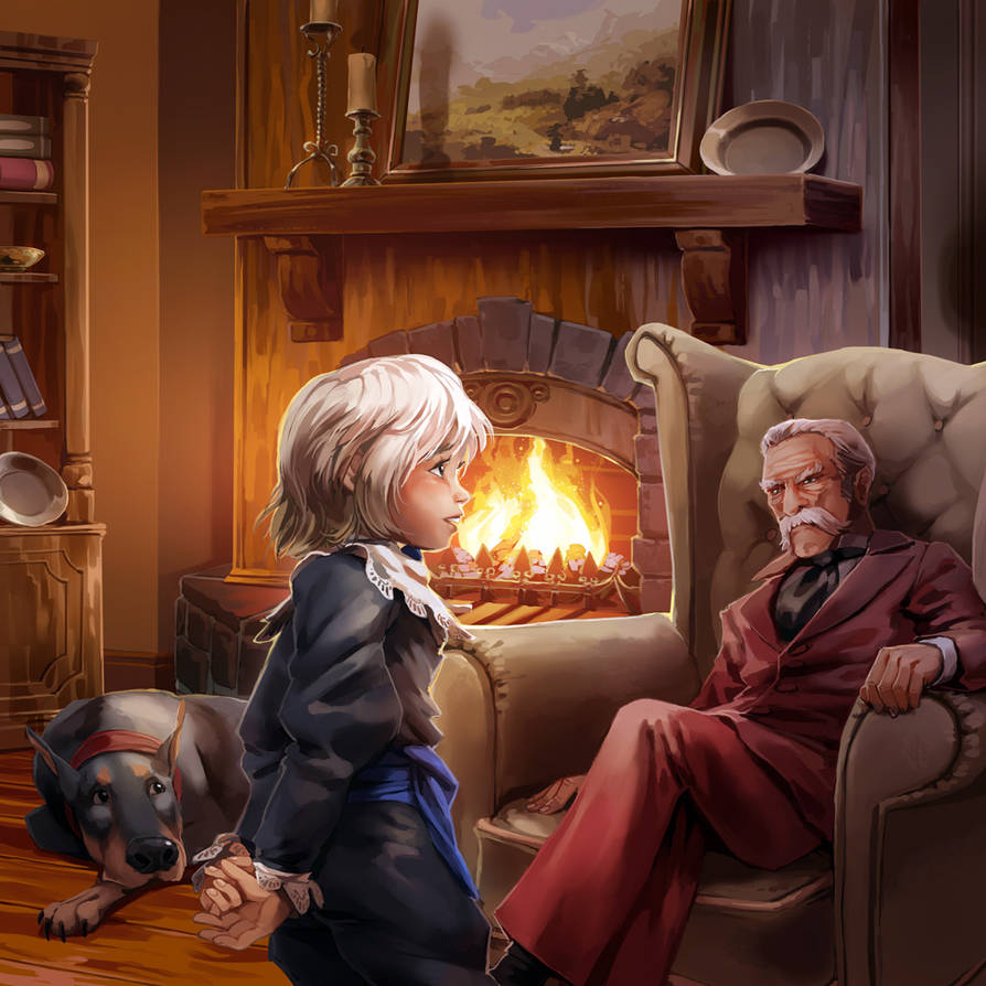 Little Lord Fauntleroy by nikogeyer