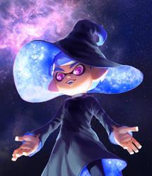 Witchy Boy by nikogeyer