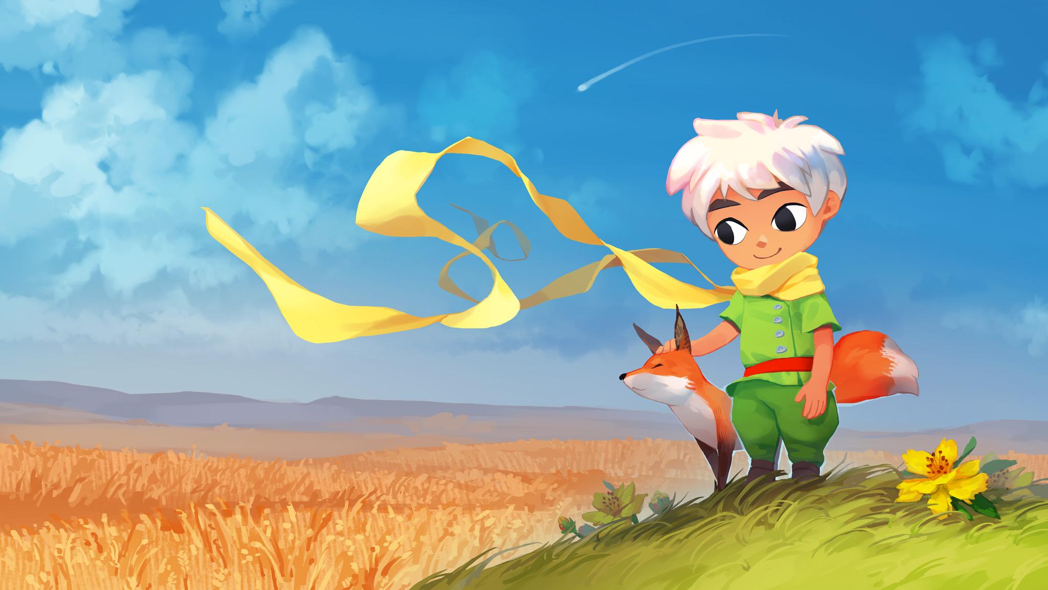 The Wheat Fields by nikogeyer