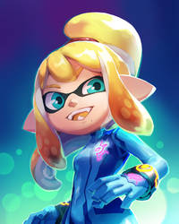 Zero Suit Woomy by nikogeyer