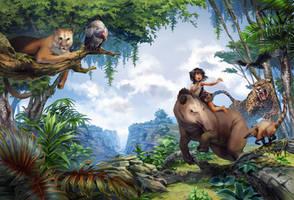 Claudi of the Jungle
