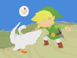 Untitled Zelda Game