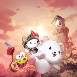 Hello Kitty: Die verschwundenen Prinzessinen