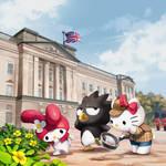 Hello Kitty: Die Kronjuwelen der Koenigin