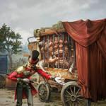 Die letzten Helden: Der Zirkus der Verdammten