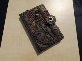 Steampunk Cover by SensiArts