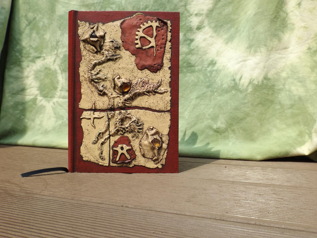 Journal cover by SensiArts