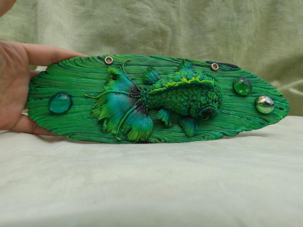 Wallart *Neonfish* by SensiArts