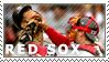 Red Sox Stamp by kittizak