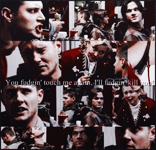 You Fudgin' Touch Me Again, I'll Fudgin' Kill You! by MidnightRippah