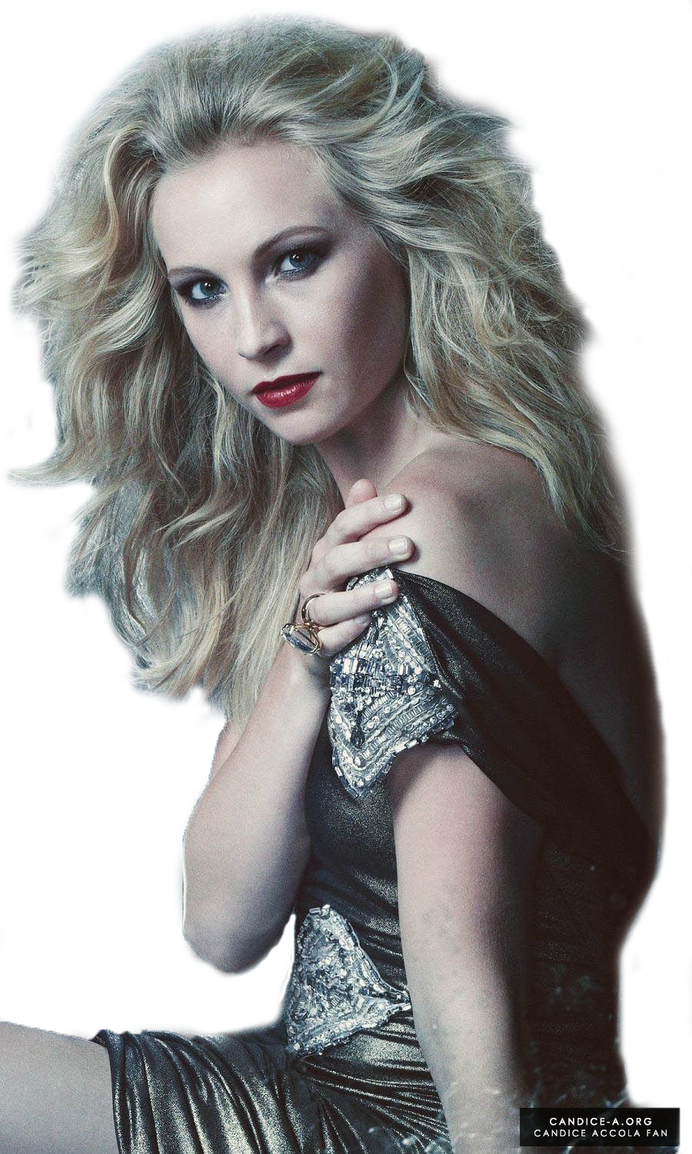 Caroline Forbes S4 PNG by MidnightRippah
