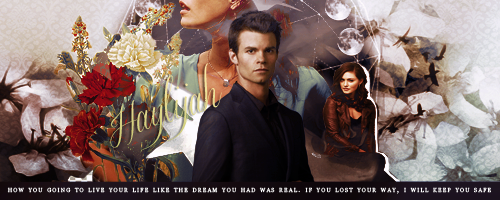 I will keep you safe - Haylijah by MidnightRippah