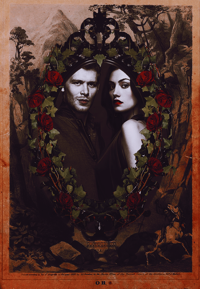 Klaus and Hayley by MidnightRippah